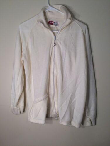 Vintage 70s 80s White Stag x Speedo Jacket Cream L