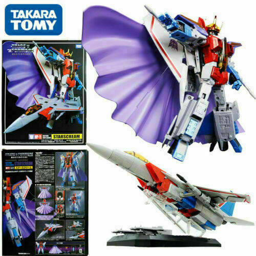 Transformers Masterpiece MP11 Starscream Action Figure Toy 23CM