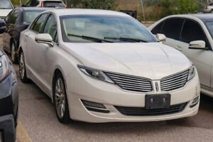 2013 Lincoln MKZ Base Model AS-IS