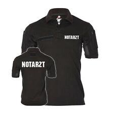 Tactical Polo Alfa Notarzt Berufs-Bekleidung Rettungsdienst Notdienst Hemd Arzt