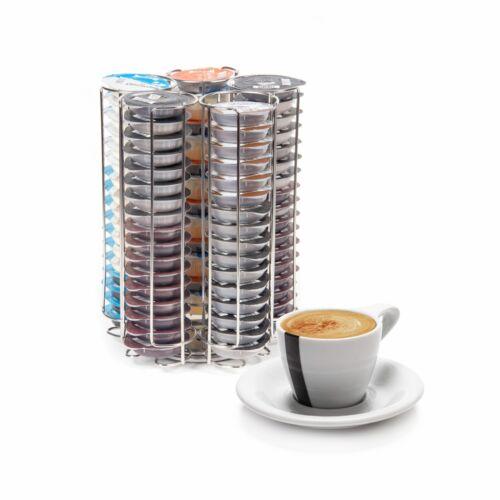 Soporte Giratorio Café Pod Soporte Cápsula compatible con TASSIMO o Dolce Gusto