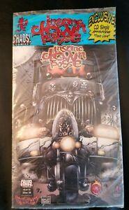 Insane-Clown-Posse-The-Pendulum-5-Comic-Book-amp-CD-SEALED-twiztid-choas-icp