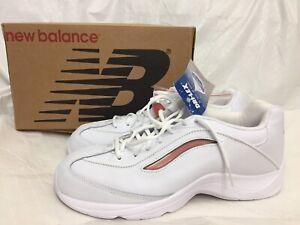 New Balance Cheer White Leather