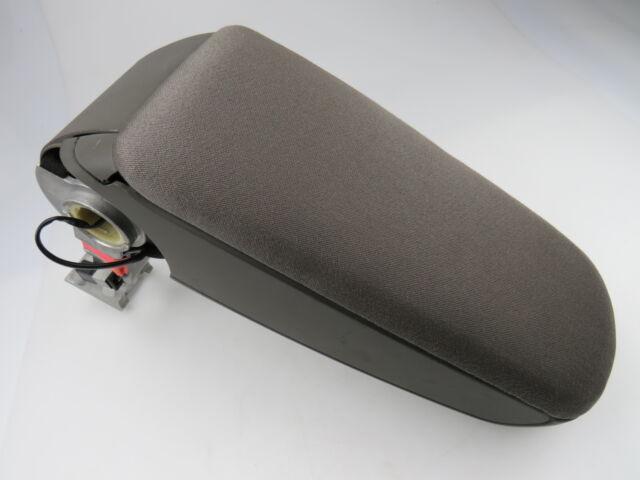 Original Audi A4 8E B6 Grey Fabric Center Armrest 8E0864207D Defective