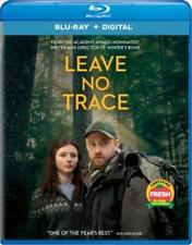 Leave No Trace Blu-ray Digital Ben Foster Thomasin McKenzie Jeff Kober
