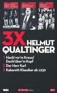 Set-3x-Helmut-Qualtinger-3-DVD