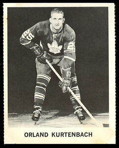 1965-COCA-COLA-COKE-ORLAND-KURTENBACH-TORONTO-MAPLE-LEAFS-HOCKEY-CARD