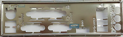 ASUS I//O IO SHIELD BLENDE BRACKET H110M-A//DP