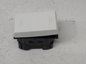 Ave 45B02 Deviatore 1 Modulo 10AX Banquise Sistema 45