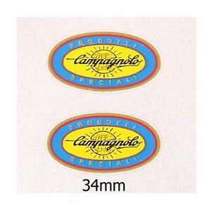 Campagnolo prodotti speciali decals | eBay