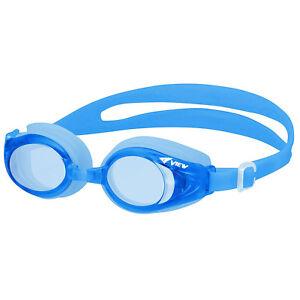 Kids Swimming Goggles Easy Adjust Strap Anti-UV Lens IST GJ01 Junior