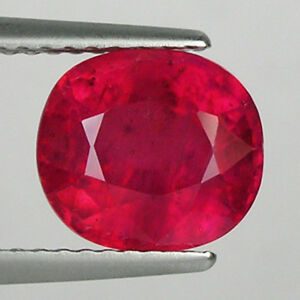 Image Is Loading 3 48 Ct Beautiful Rous Pinkish Red Color