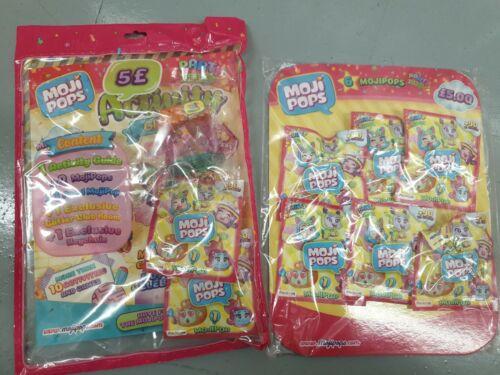 Multi//Mega Pack 6 Moji Pops MojiPops 2 Party Series Starter Pack