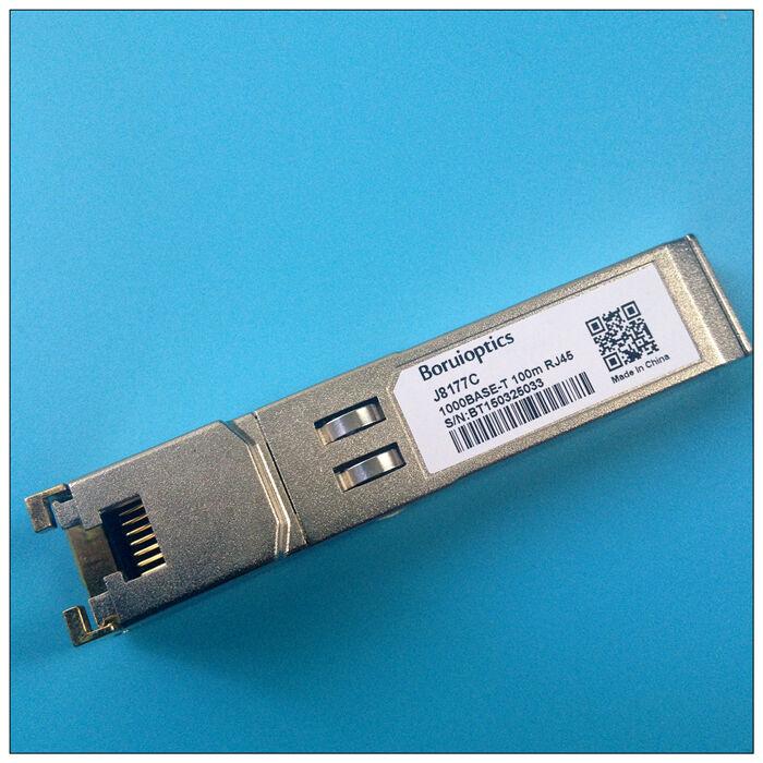 1pcs HP ProCurve J8177C 1000Base-T SFP RJ45 100m Transceiver