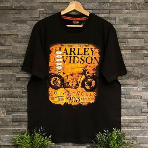 Harley Davidson Logo T-Shirt