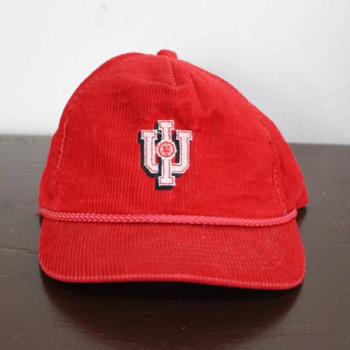 Vintage Indiana University Hoosiers Snapback Hat