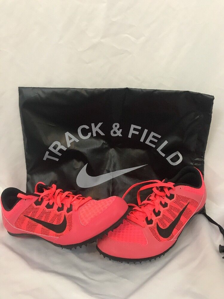 NIke Zoom Rival MD 7 Spike Men's Sprint Running Shoes 616312-600 Comfortable Seasonal price cuts, discount benefits