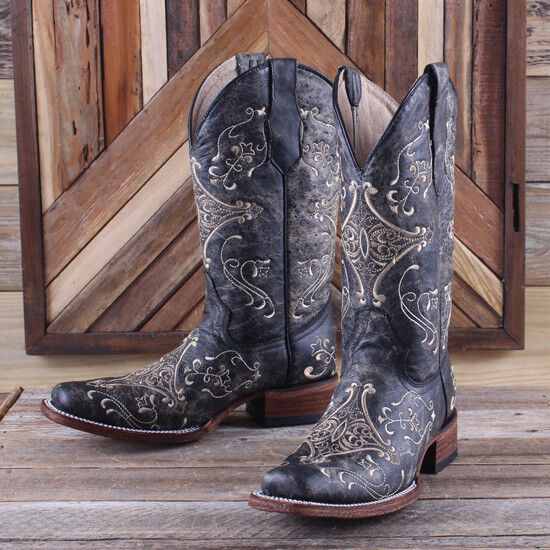 Man's/Woman's Circle G Brown Crackle Boot Cheap Highly praised and appreciated by the consumer audience Known for its excellent quality