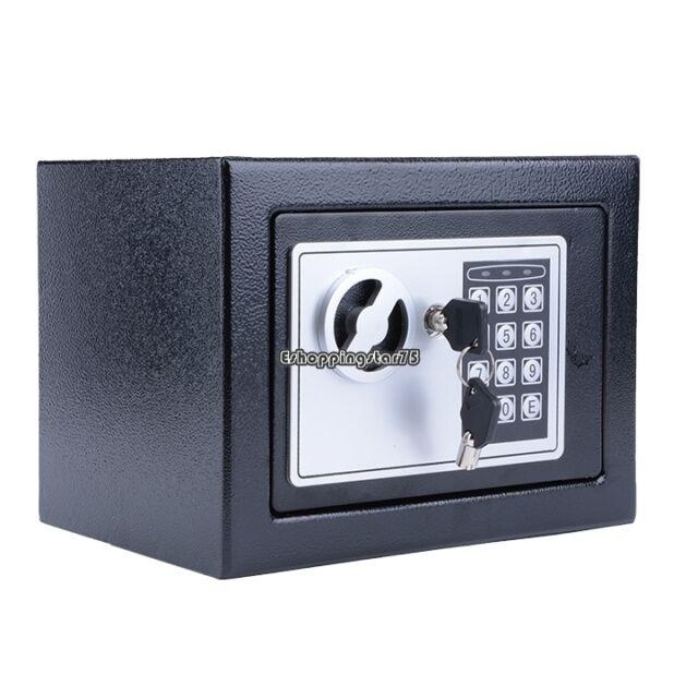 Medium Digital Electronic Safe Box Keypad Lock Security Home Office Hotel