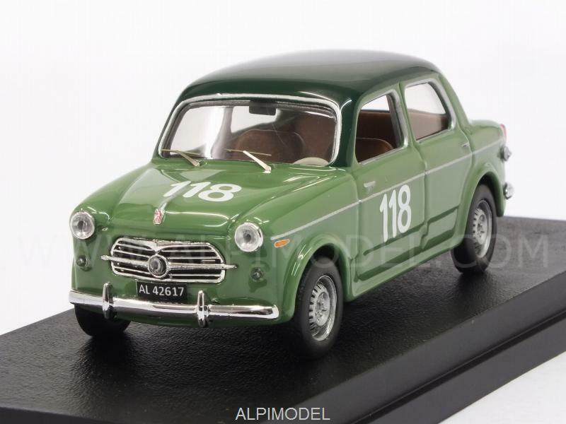 Fiat 1100 103 TV Mille Miglia 1955 Mandrini - Bertossi 1 43 RIO 4531