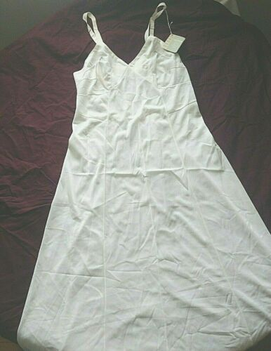 1949 Vintage Slip Lingerie Size 36 Textron Nylon T