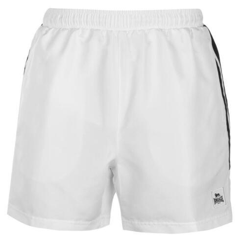 Lonsdale Bermuda Woven Shorts Trackies Swim Trunks Shorts S M L XL 2XL 3XL 4