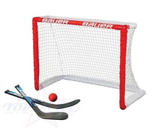 Mini-Hockey-Tor-Set-Bauer-Knee-Hockey-77-5-x-58-5-x-34cm