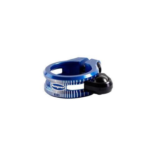 Blue 34.9mm Hope Dropper Seat Clamp