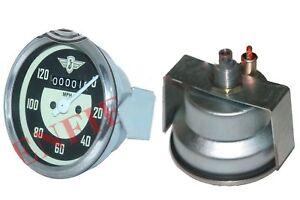 Replica-Tachometer-120-Mph-Tacho-Fuer-Zundapp-Motorrad