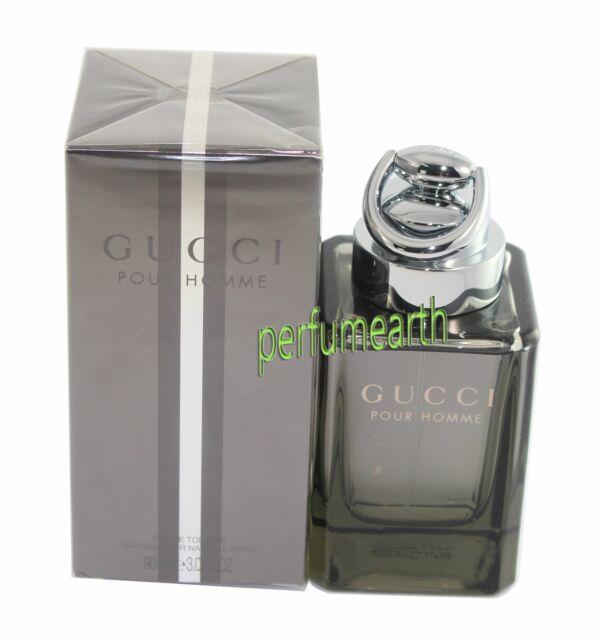 6e2caf9e9 Gucci by Gucci Pour Homme Eau De Toilette for Men 1.7/1.6 oz EDT Spray