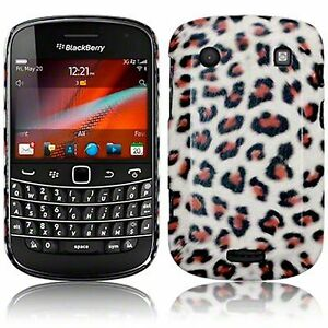 For-Blackberry-Bold-9900-9930-Leopard-PU-Leather-Hard-Back-Case-Cover