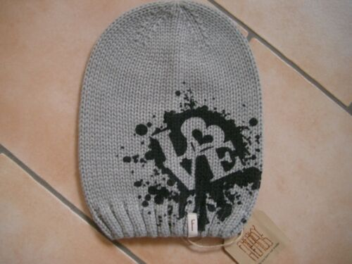 (x) Children Hat Freaky Heads Beanie Winter Hat Love Print And Logo Flag Gr.55