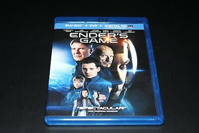 Enders Game Blu-ray/DVD 25192217067 | eBay