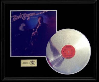 BOB SEGER BEAUTIFUL LOSER RARE GOLD RECORD PLATINUM DISC ALBUM LP FRAME