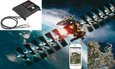 METASYSTEM METATRAK T30 CONTROLLO SATELLITARE AUTOGESTITO IPHONE TOYOTA PRIUS 05