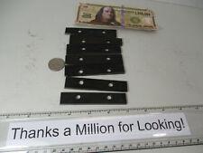 7 Piece Thin Angle Block Set Range 12 5 X 3 12 Long X 150 Thick Ec