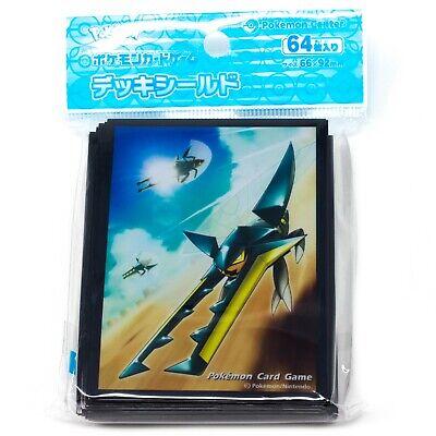Pokemon TCG Japanese Gallade Sumi-e 64 Card Sleeves Deck Protectors