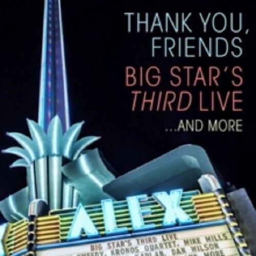 Big Star's Third Thank You Friends New CD