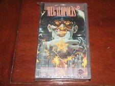 MEGALOPOLIS di Kazuhko Katayama  MANGA UNIVIDEO ME0013  VHS NEW
