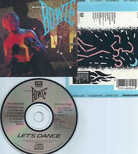 DAVID-BOWIE-LET-039-S-DANCE-1983-USA-EMI-AMERICA-RECORDS-CDP-7-46002-2-DIDX238-CD-M