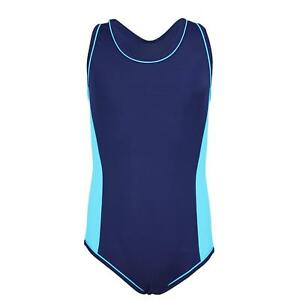 Mädchen Schwimmanzug Badeanzug Kinder Schwimmer Y-Träger