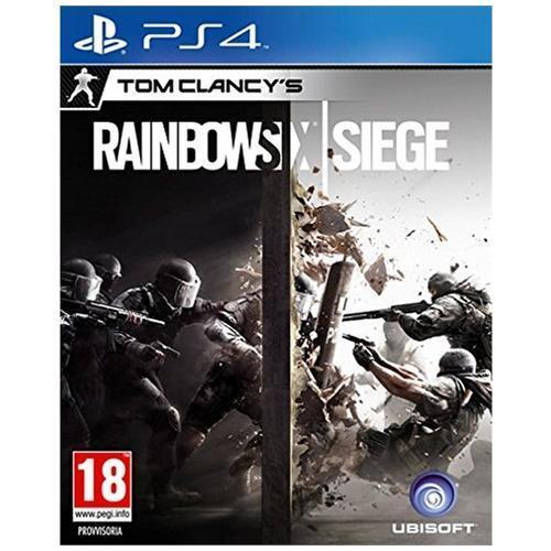 UBISOFT PS4 - Rainbow Six Siege