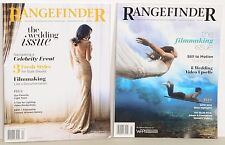 Rangefinder Magazine ~ 2 Issues ~  April ~ May 2014
