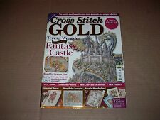 Cross Stitch Gold Magazine From the UK  Issue 19  Teresa Wentzler Fantasy Castle
