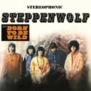 Steppenwolf-Steppenwolf-New-Vinyl-LP-180-Gram