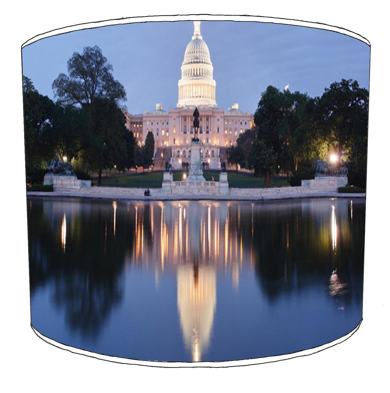 City of Washington DC paralumi, paralumi, paralumi, ideale da abbinare WASHINGTON DC cuscini & Cover ded52d