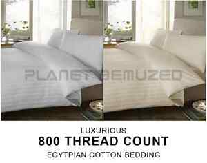 LUXURY-EGYPTIAN-COTTON-800-COUNT-BEDDING-DUVET-COVER-FITTED-FLAT-PILLOWCASE
