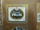 VINTAGE BELGIUM BEER LABEL. PALM BREWERY - PALM SPECIAL BEER 25 CL