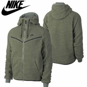 $150 NWT Men's Nike Sherpa Full-Zip