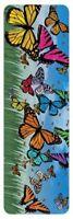 3d Bookmark Butterflies